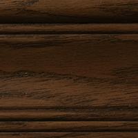 Traditional Mahogany on Oak